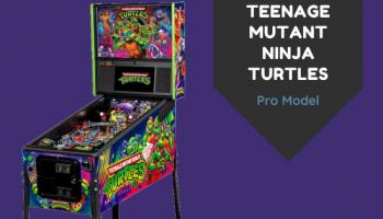 Teenage Mutant Ninja Turtles! Pinball Machine Review